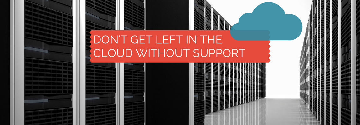 Cloud hosted Servers